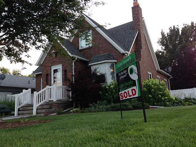 House Sold at Auction