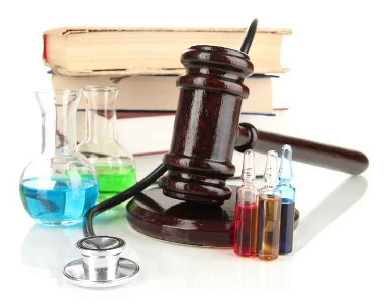 Medical and Legal Fields