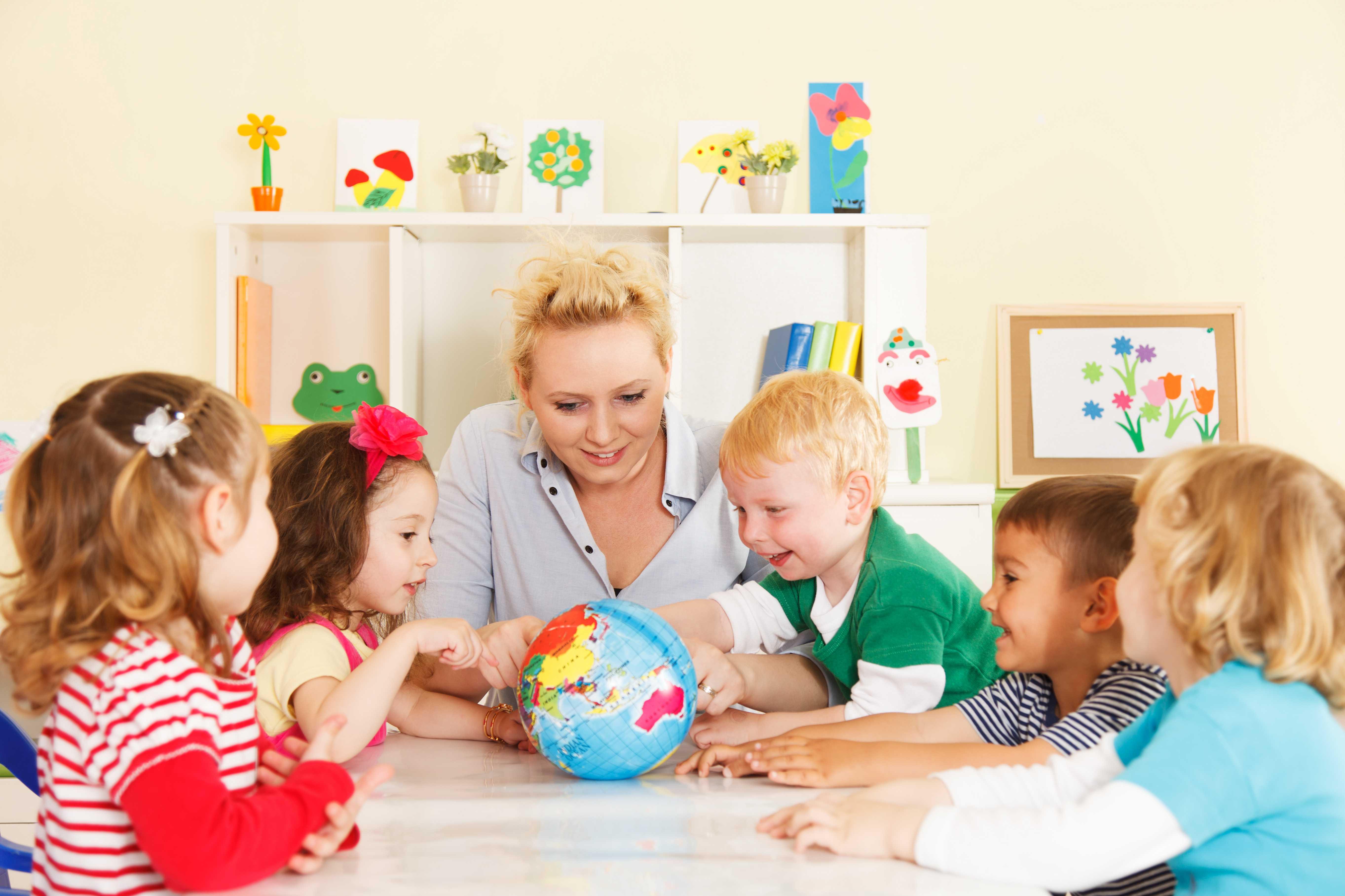 Дошкольное воспитание в домашних условиях