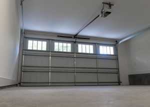 Insulated Garage Door in Salt Lake City