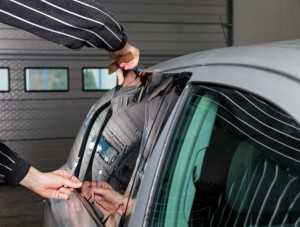 Professional Car Tinting in Perth