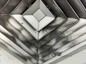 Dirty air ducts