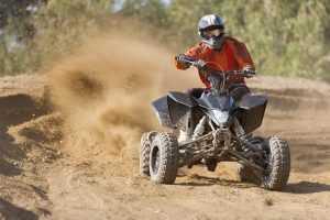 ATV in Salt Lake City