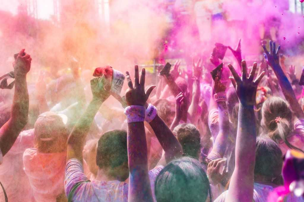Color Powder in India