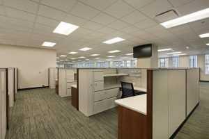 office workspace organisation