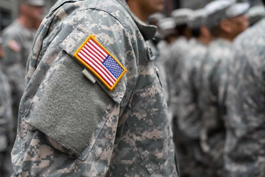 American Veteran with PTSD in West Jordan