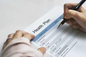 Health Plan Form