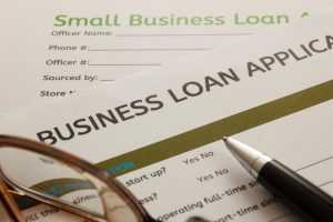 Business Loan Application Form