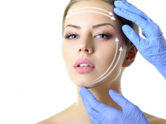 Woman About to Have Plastic Surgery