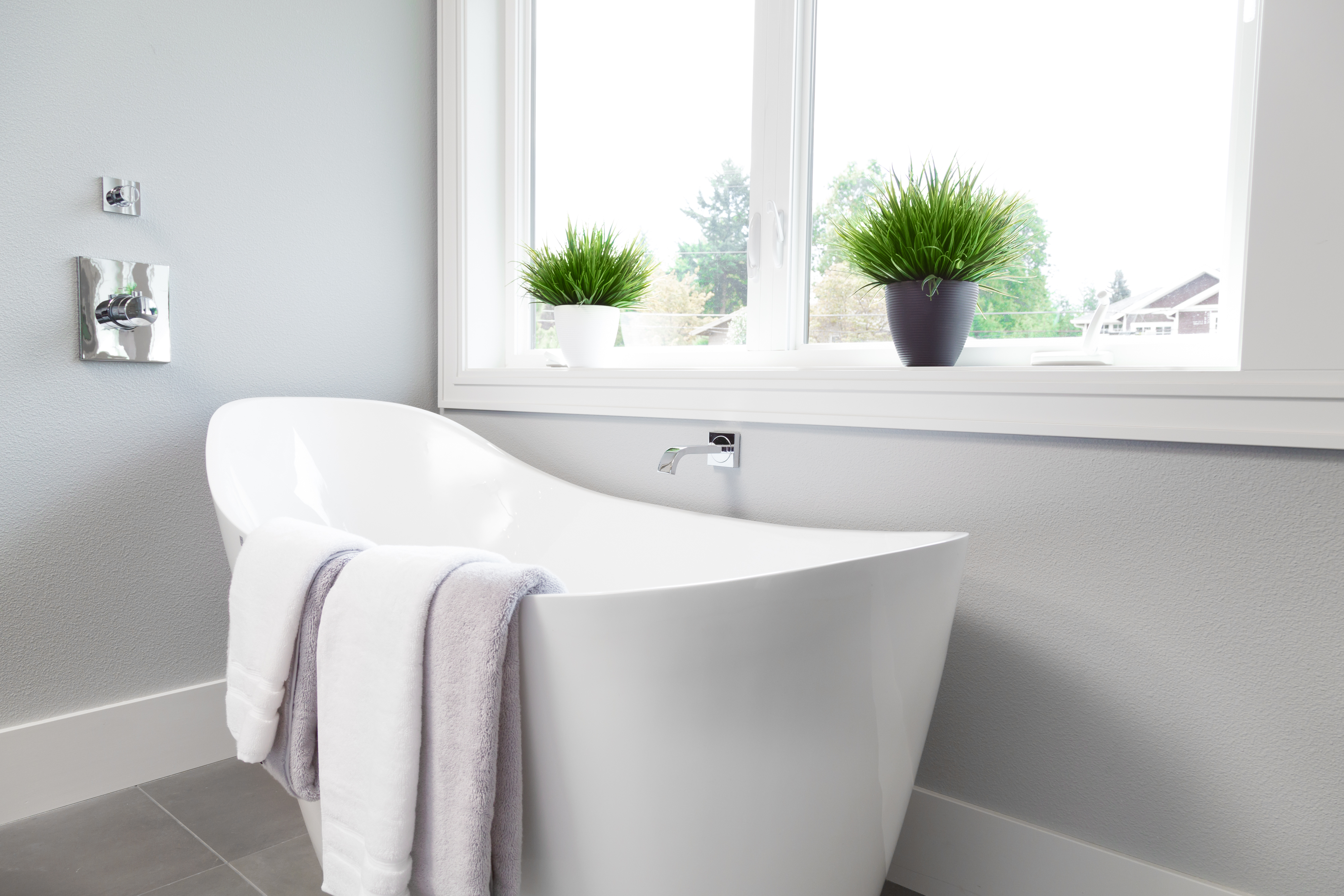 Photo of bathtub
