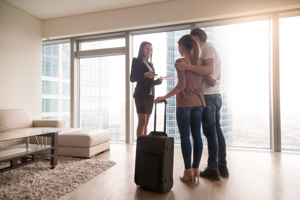 Renting an apartment unit