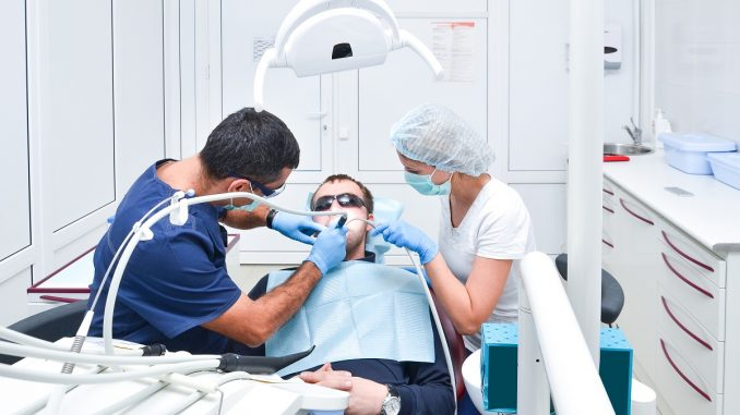 emergency dental treatment appointment