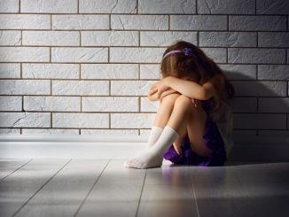 Child in despair