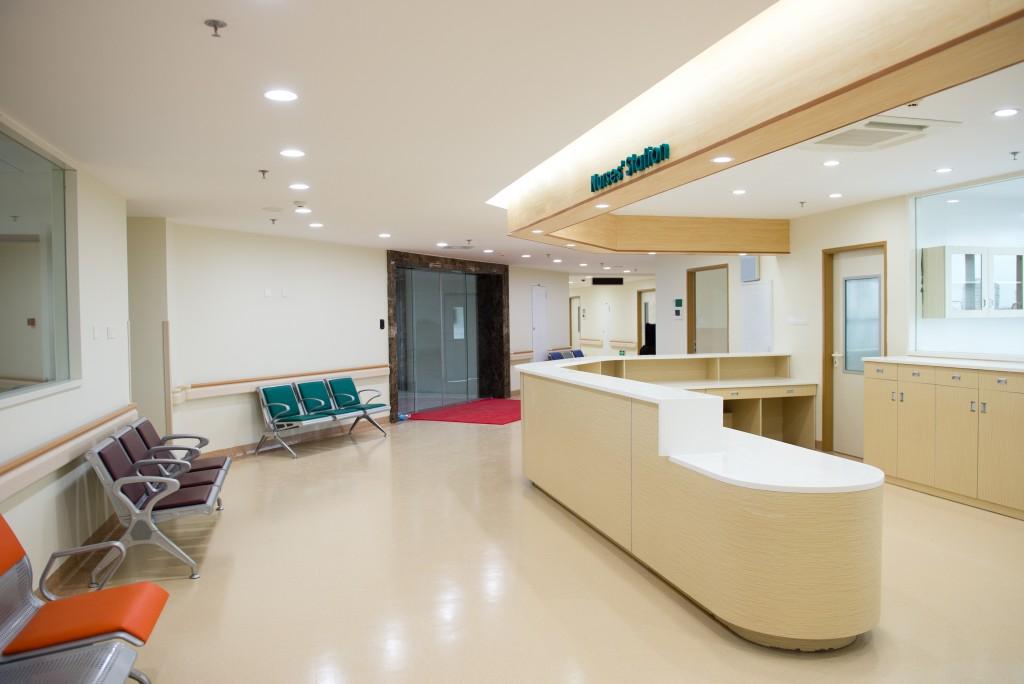 Clean rehab center