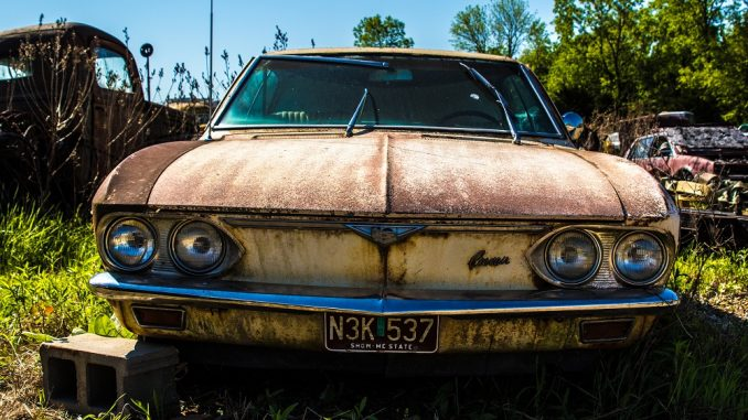 Used up Car