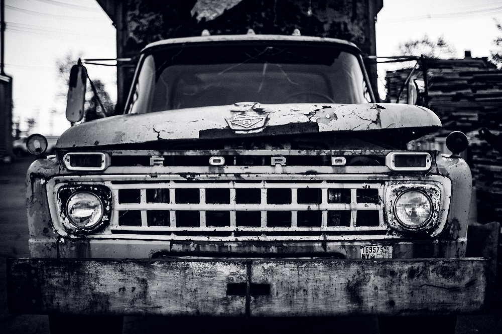 Used up Truck