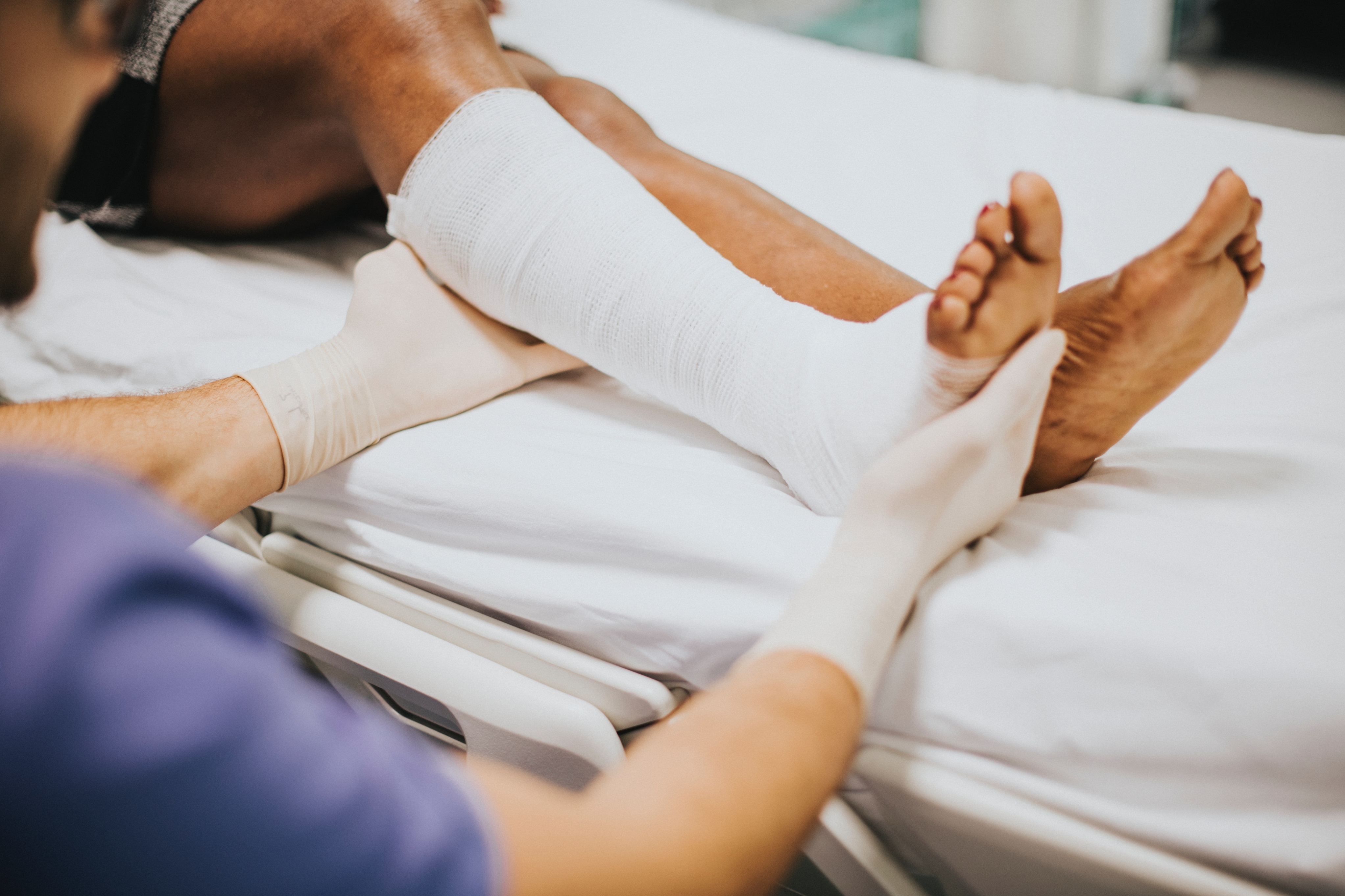 Fractures: Types and Treatment