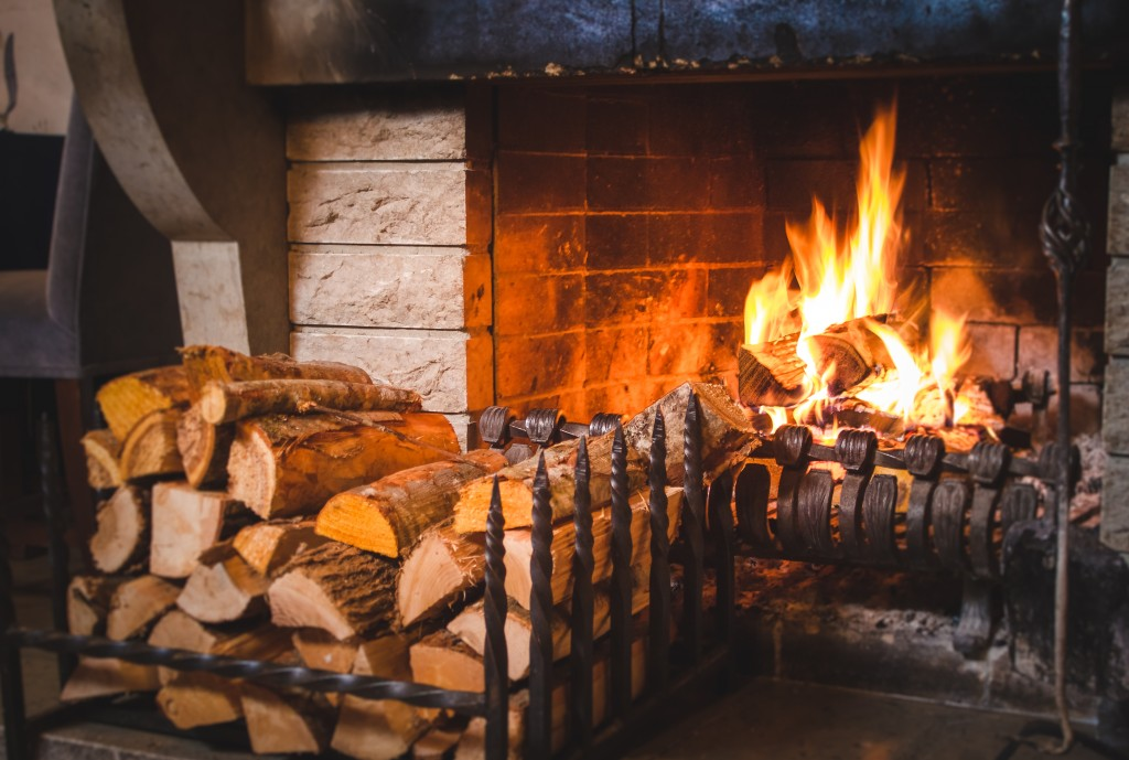 Spruce Up Your Home When You Upgrade Your Fireplace