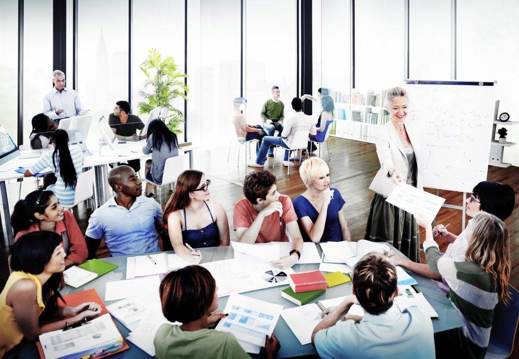 workshop for professionals
