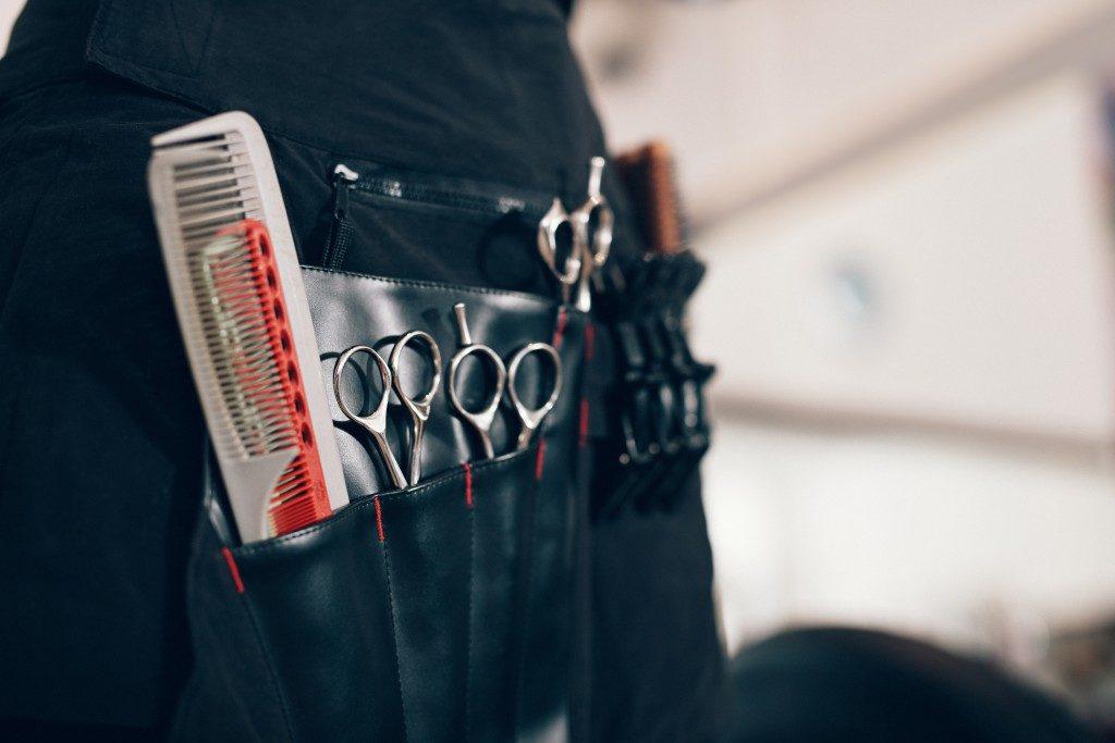 hair cutting essentials