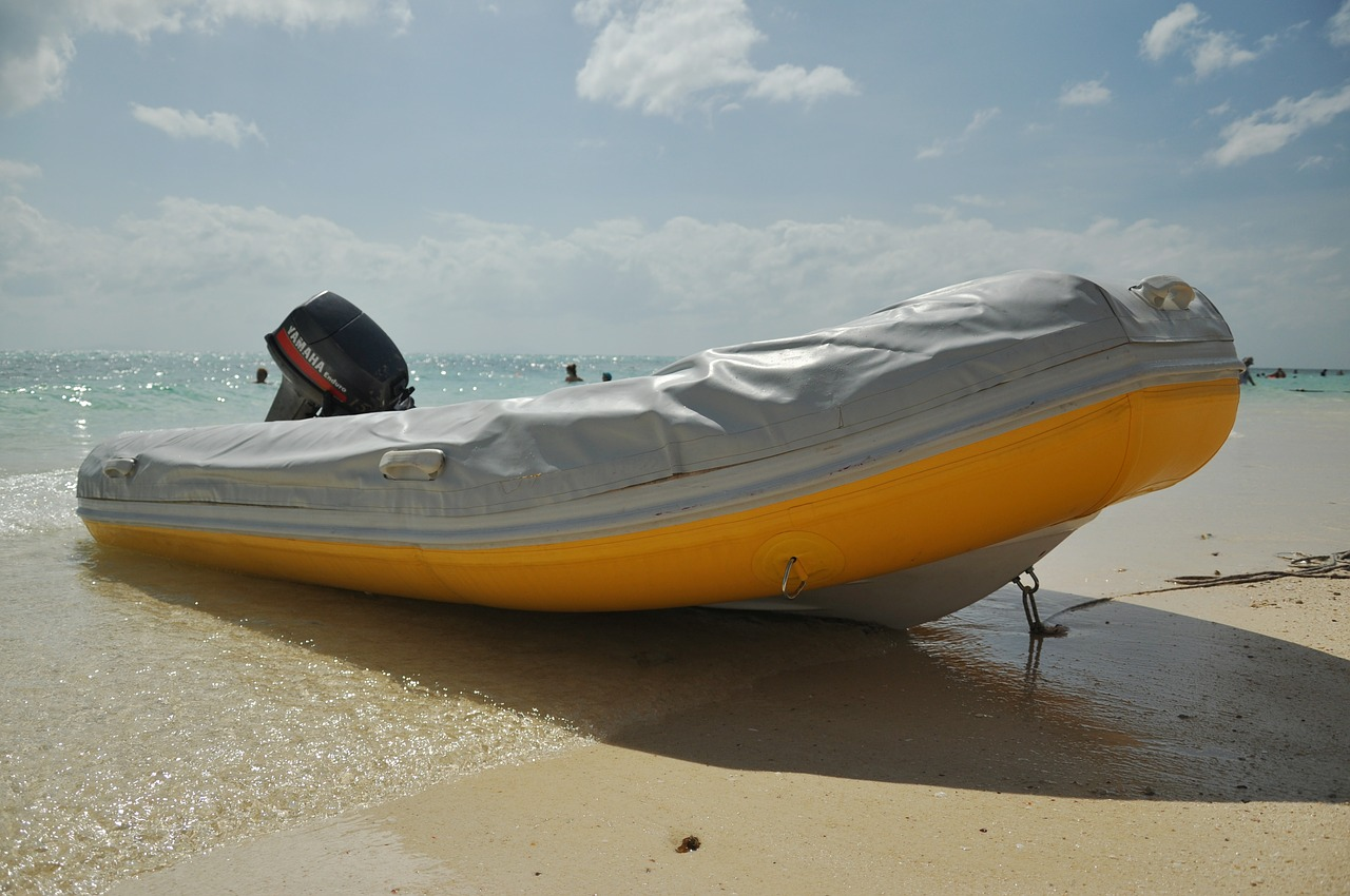 How to Transport Your Inflatable Boat