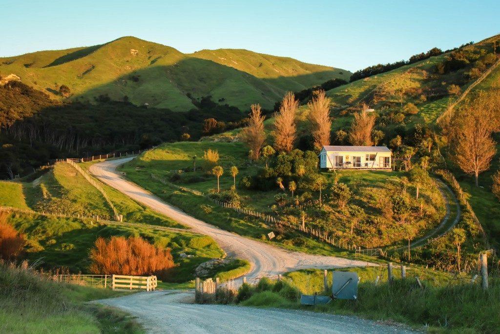 Rural neighborhood