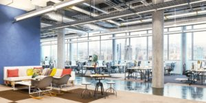open space workplace