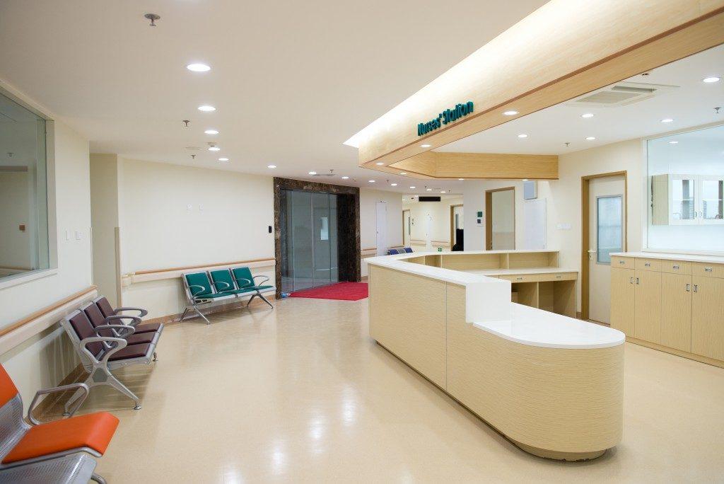 clean hospital