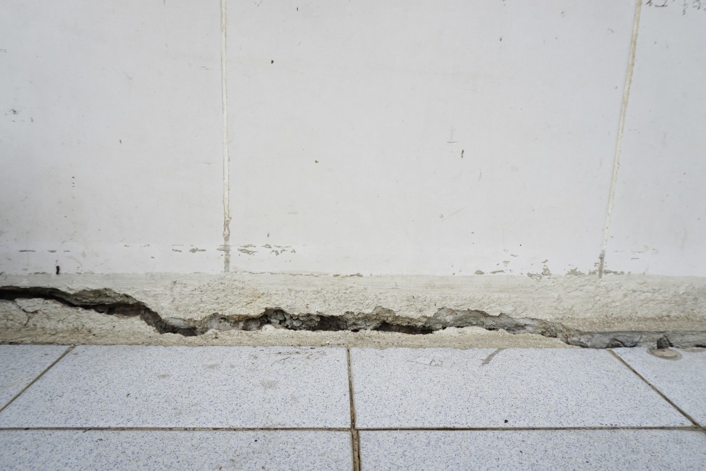 Five Reasons Your Concrete Might Crack