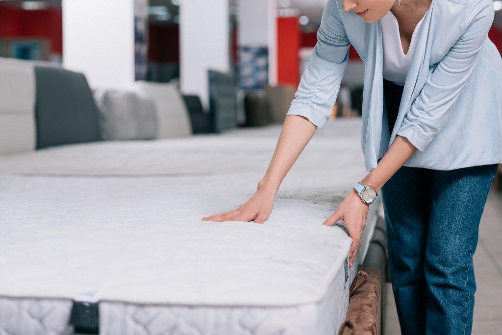 Shopping for a new mattress