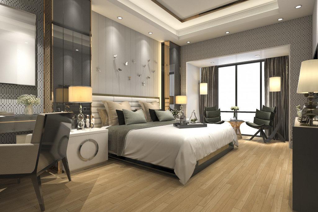 Room lighting