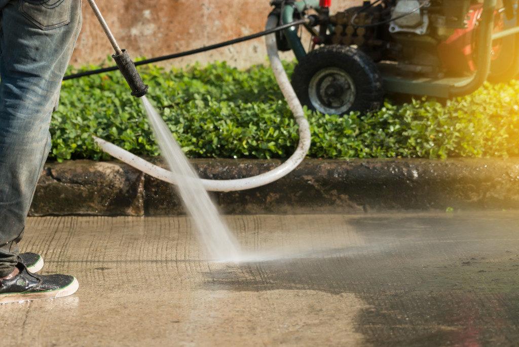 Pressurized Water