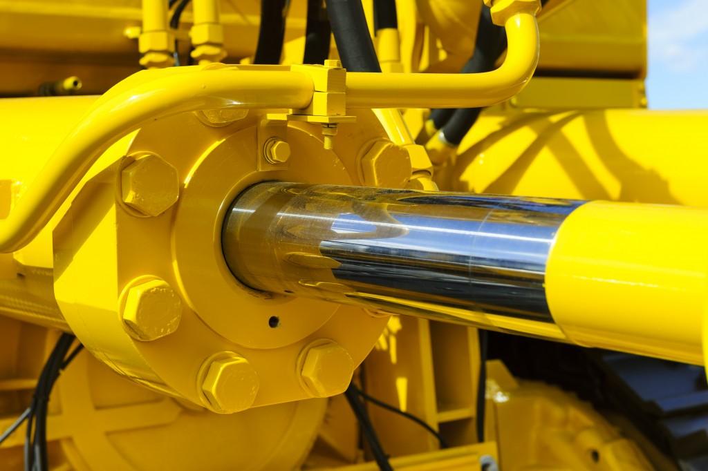 hydraulic system parts