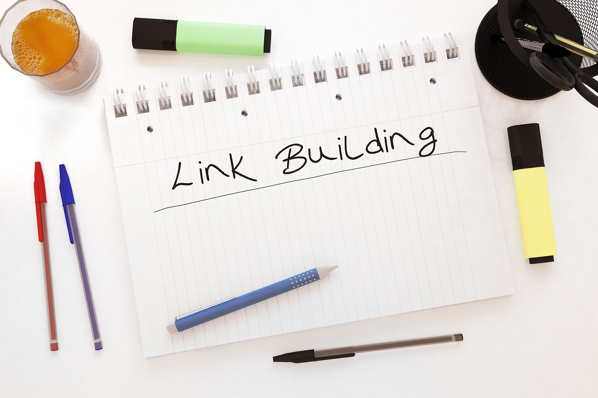 link buidling concept