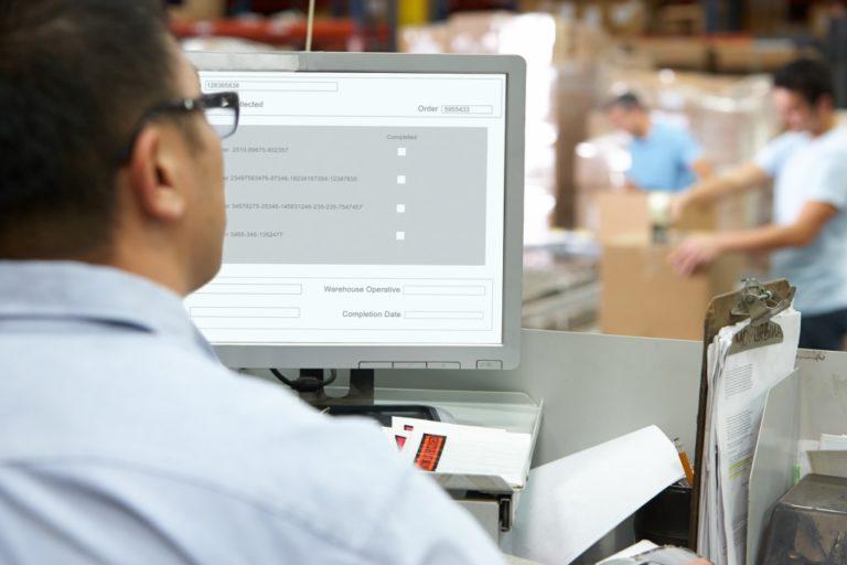 managing logistics