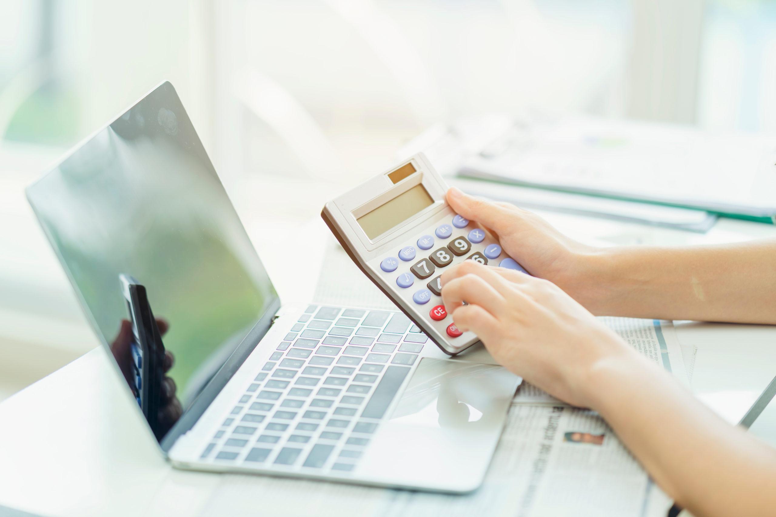 handling finances