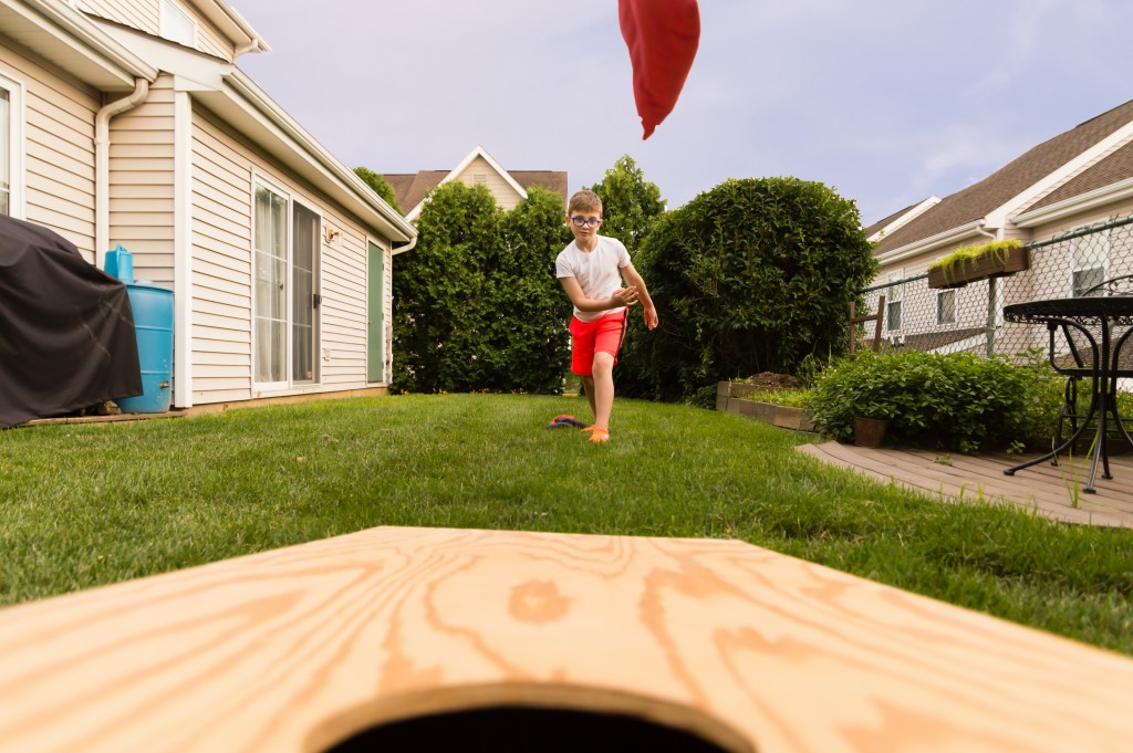 Playing Sports at Home: How to Make the Most of Your Yard