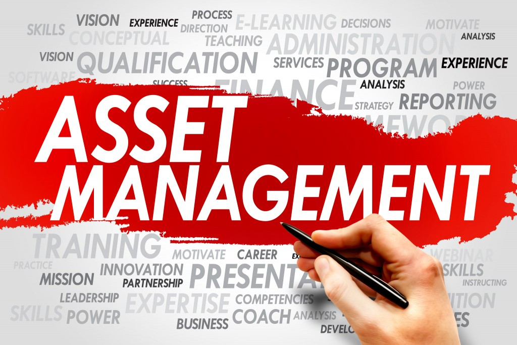 Asset Management concept