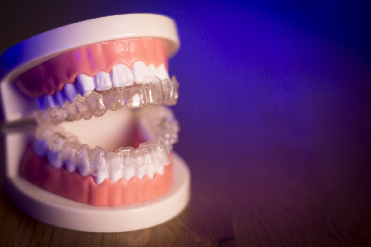 dentures with Invisalign